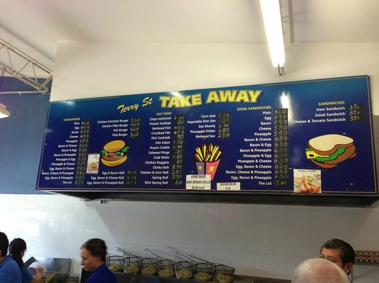 Terry Street Take Away - Accommodation Daintree