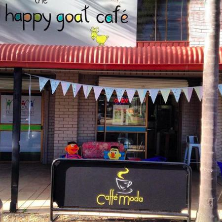 The Happy Goat Cafe - Accommodation Daintree