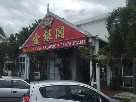 Treasure Court Seafood Restaurant - Accommodation Daintree