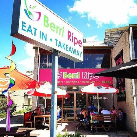 Berri Ripe Cafe  Takeaway - Accommodation Daintree
