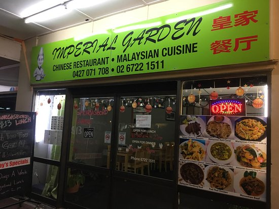 Imperial Garden Chinese Malaysian Cuisine - Accommodation Daintree