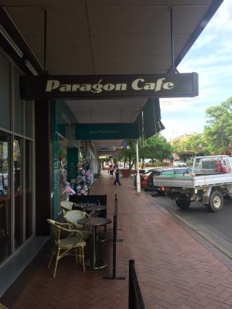 Paragon Cafe Parkes - Accommodation Daintree