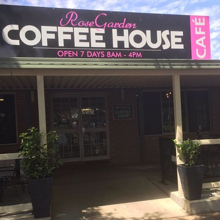 Rose Garden Coffee House - Accommodation Daintree