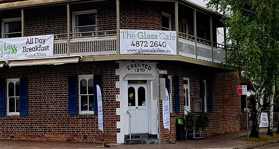 The Glass Cafe - Accommodation Daintree