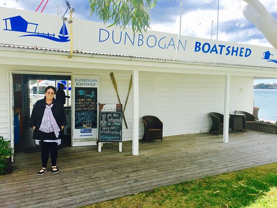 Dunbogan Boat Shed - Accommodation Daintree