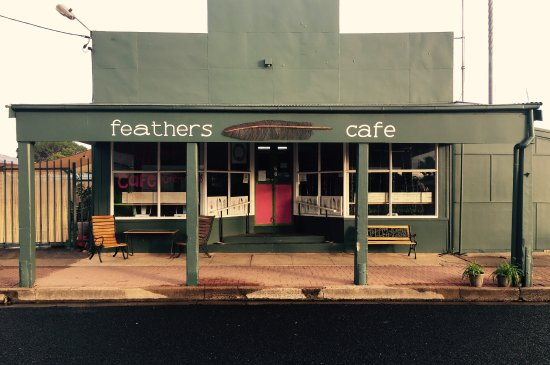 feathers cafe - Accommodation Daintree