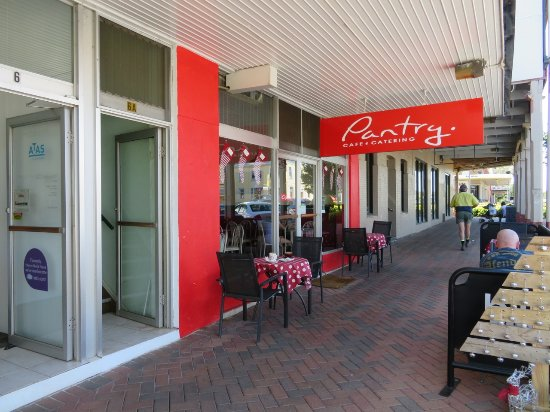 Pantry Cafe  Catering - Accommodation Daintree