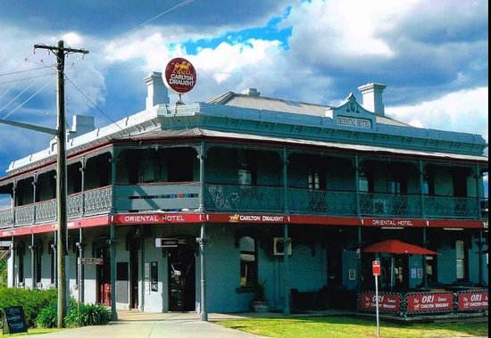 The Oriental Hotel Tumut - Accommodation Daintree