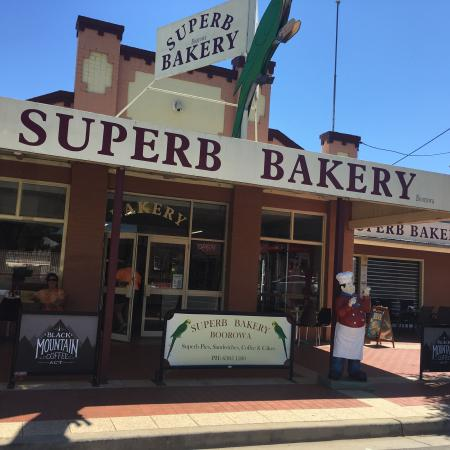 Boorowa Superb Bakery - Accommodation Daintree