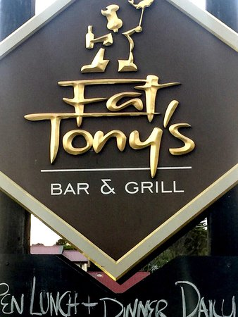 Fat Tony's Bar  Grill - Accommodation Daintree