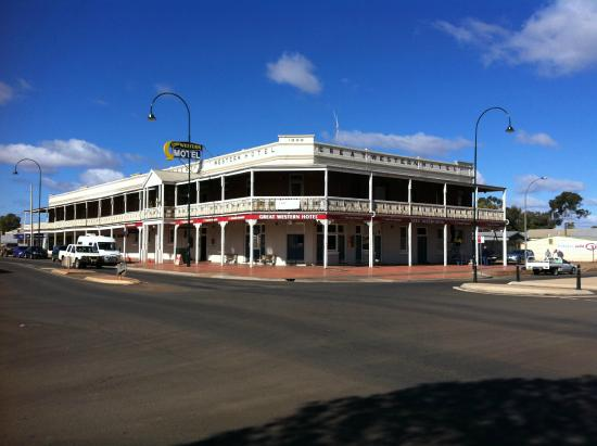 Great Western Cobar Hotel-Motel - Accommodation Daintree
