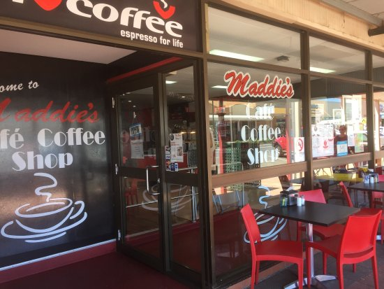 Maddie's Cafe Coffee Shop - Accommodation Daintree