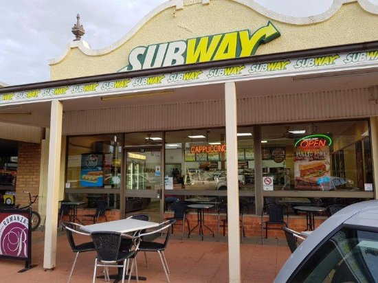 Subway - Accommodation Daintree