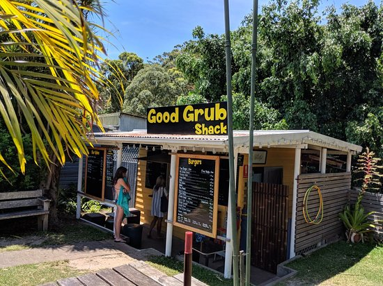 Good Grub Shack - Accommodation Daintree