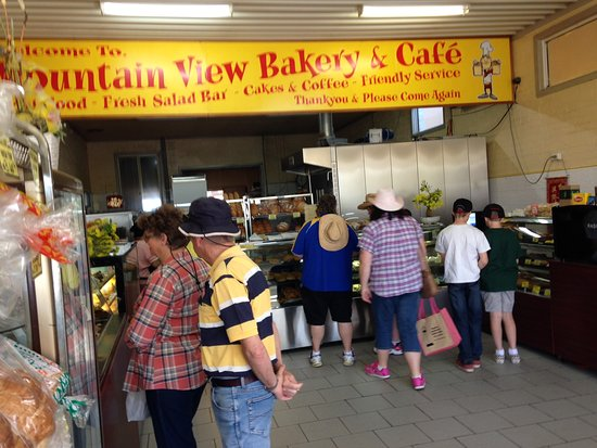 Mountain View Bakery - Accommodation Daintree