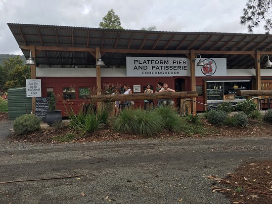 Platform Pies and Patisserie - Accommodation Daintree
