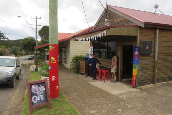 Ruby's Cafe - Accommodation Daintree