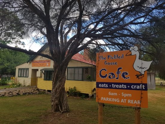 The Pickled Goose Cafe - Accommodation Daintree