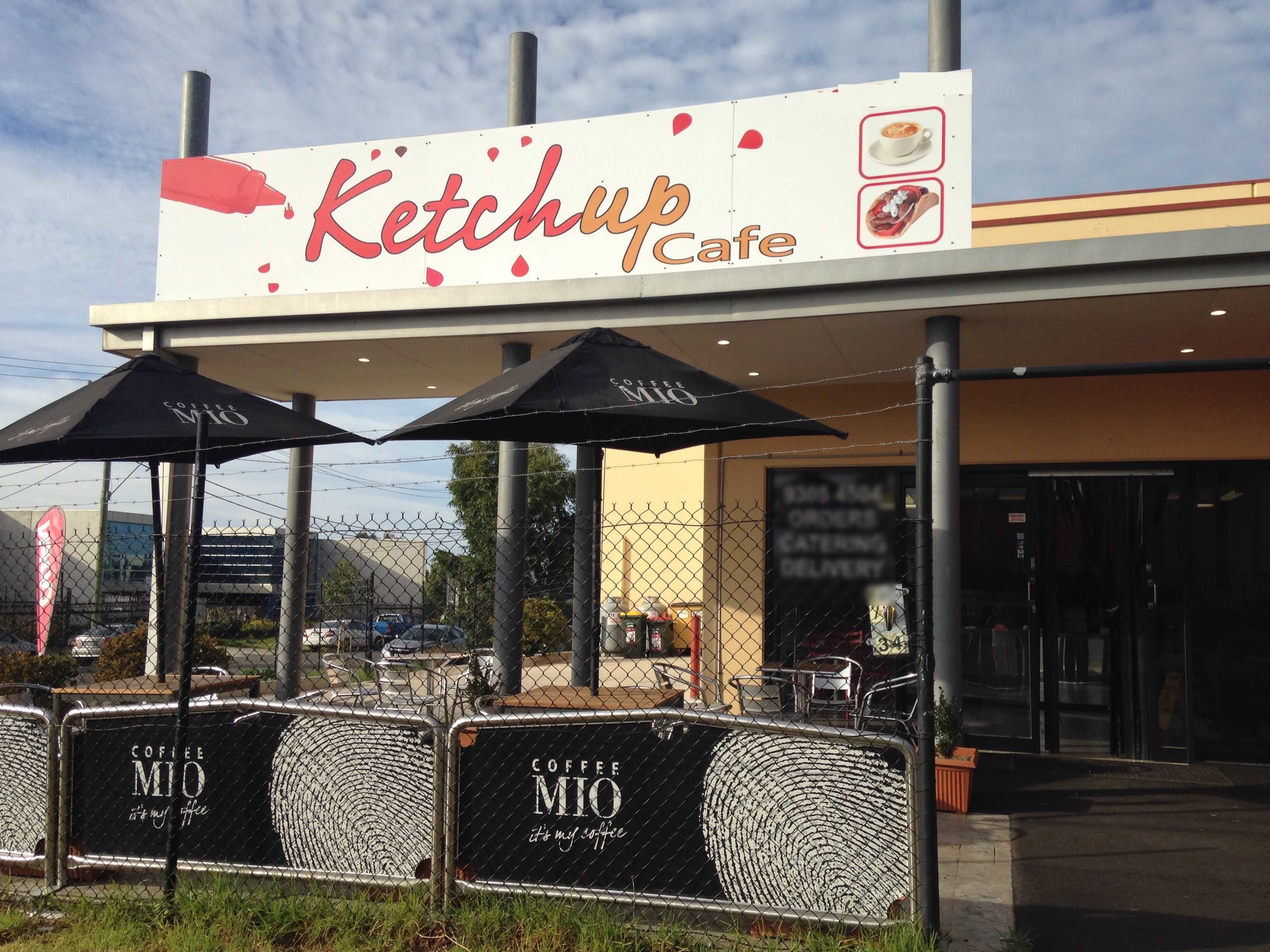 Ketchup Cafe - Accommodation Daintree