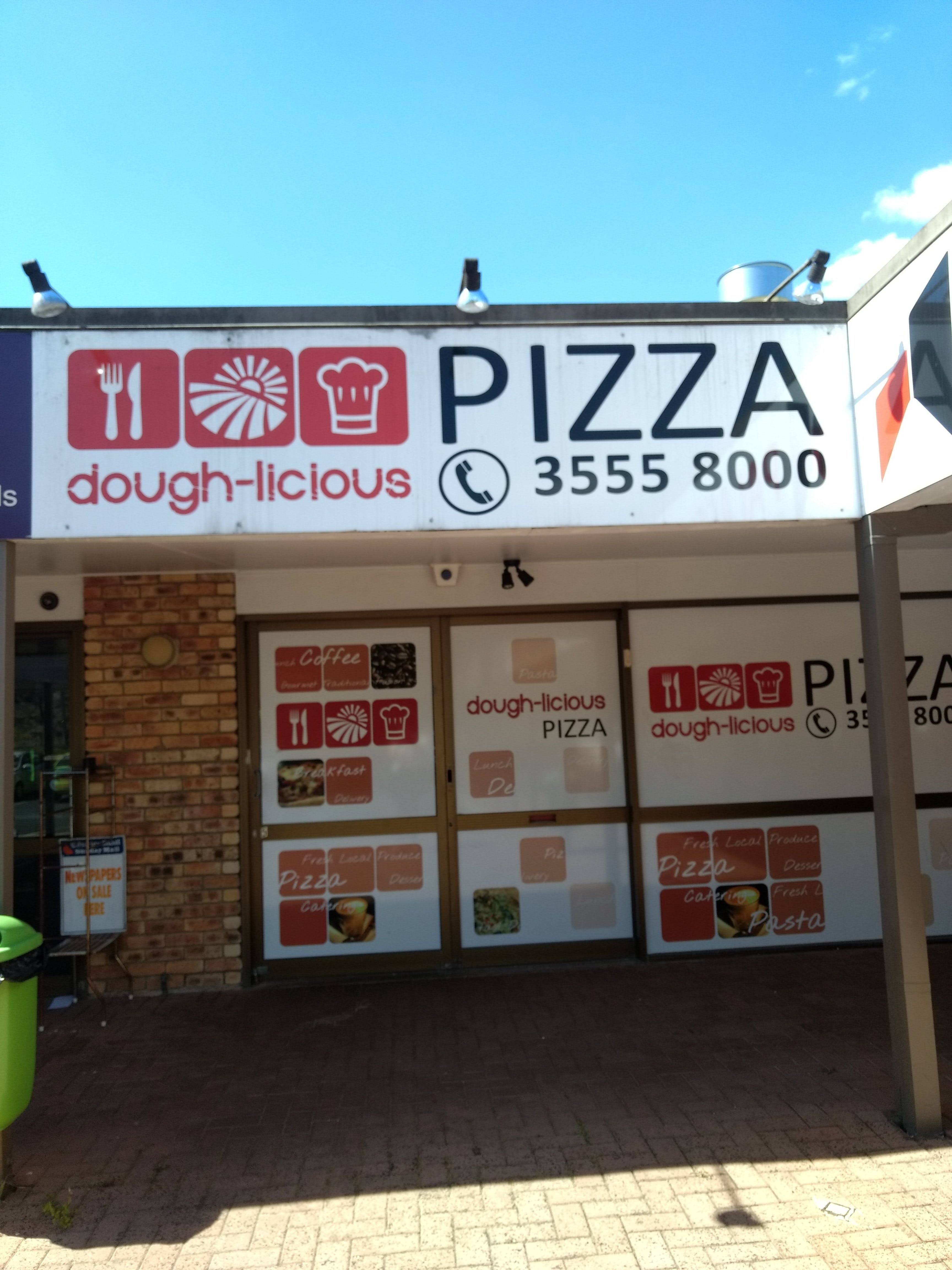 Doughlicious Pizza - Accommodation Daintree