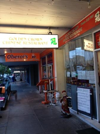 Golden Crown Chinese Restaurant - Accommodation Daintree