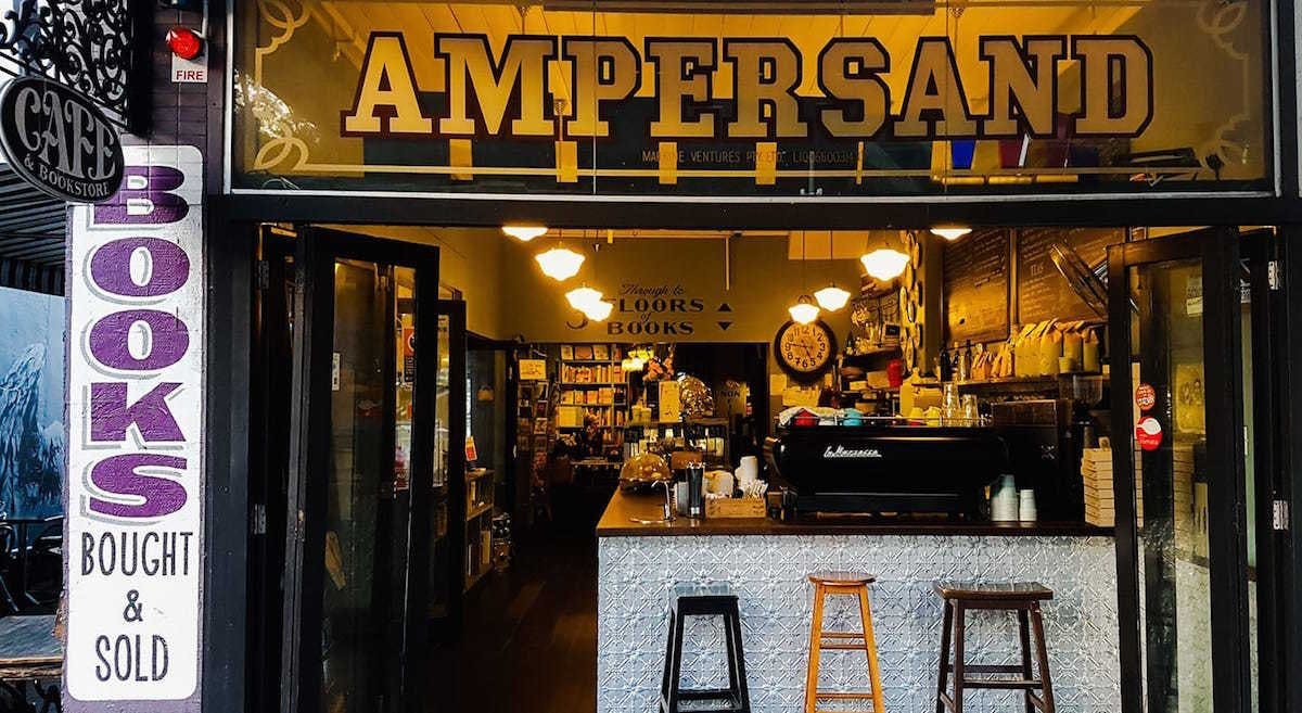 Ampersand Cafe - Accommodation Daintree