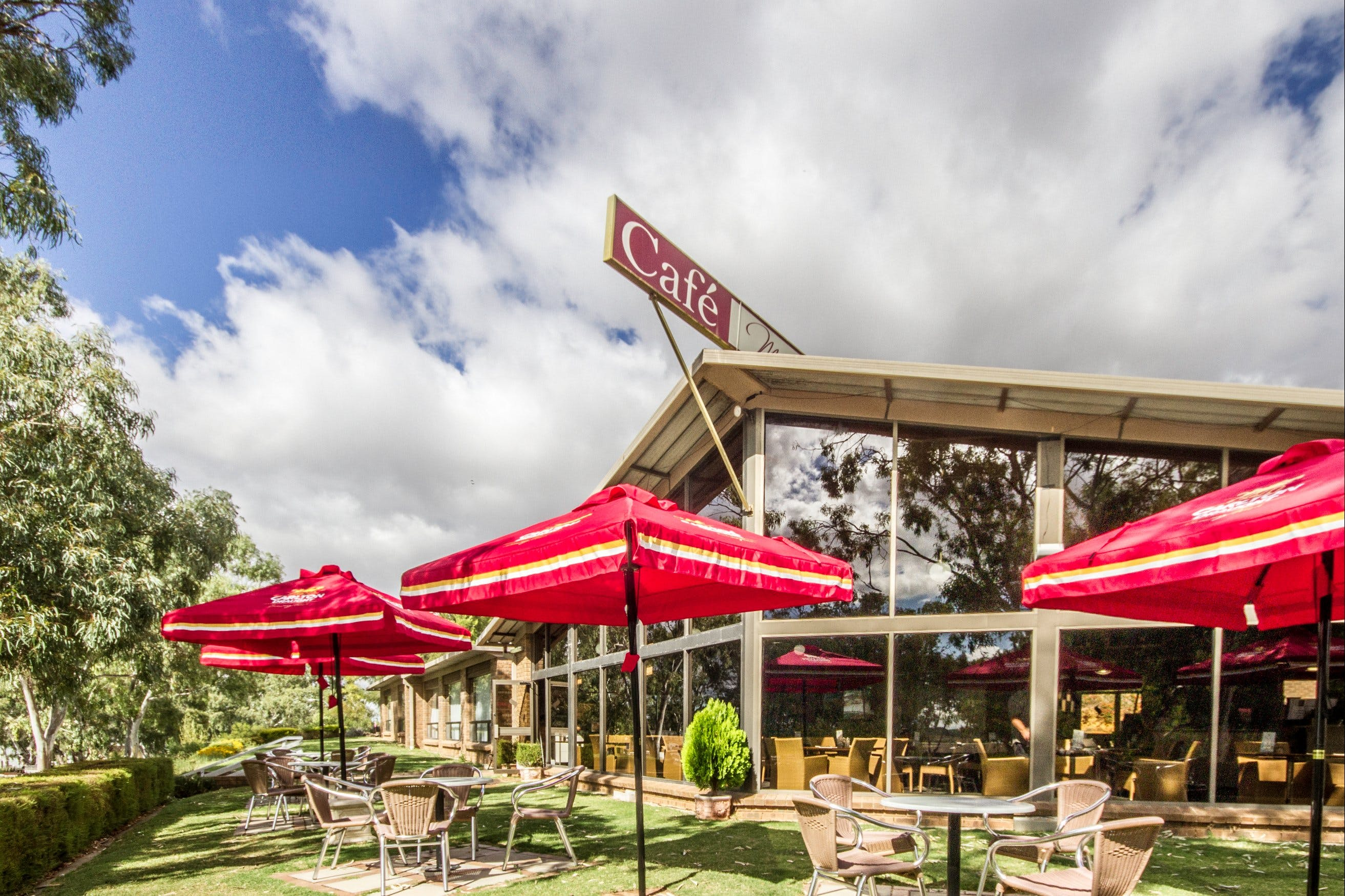 Cafe Mannum - Mannum Motel Complex - Accommodation Daintree