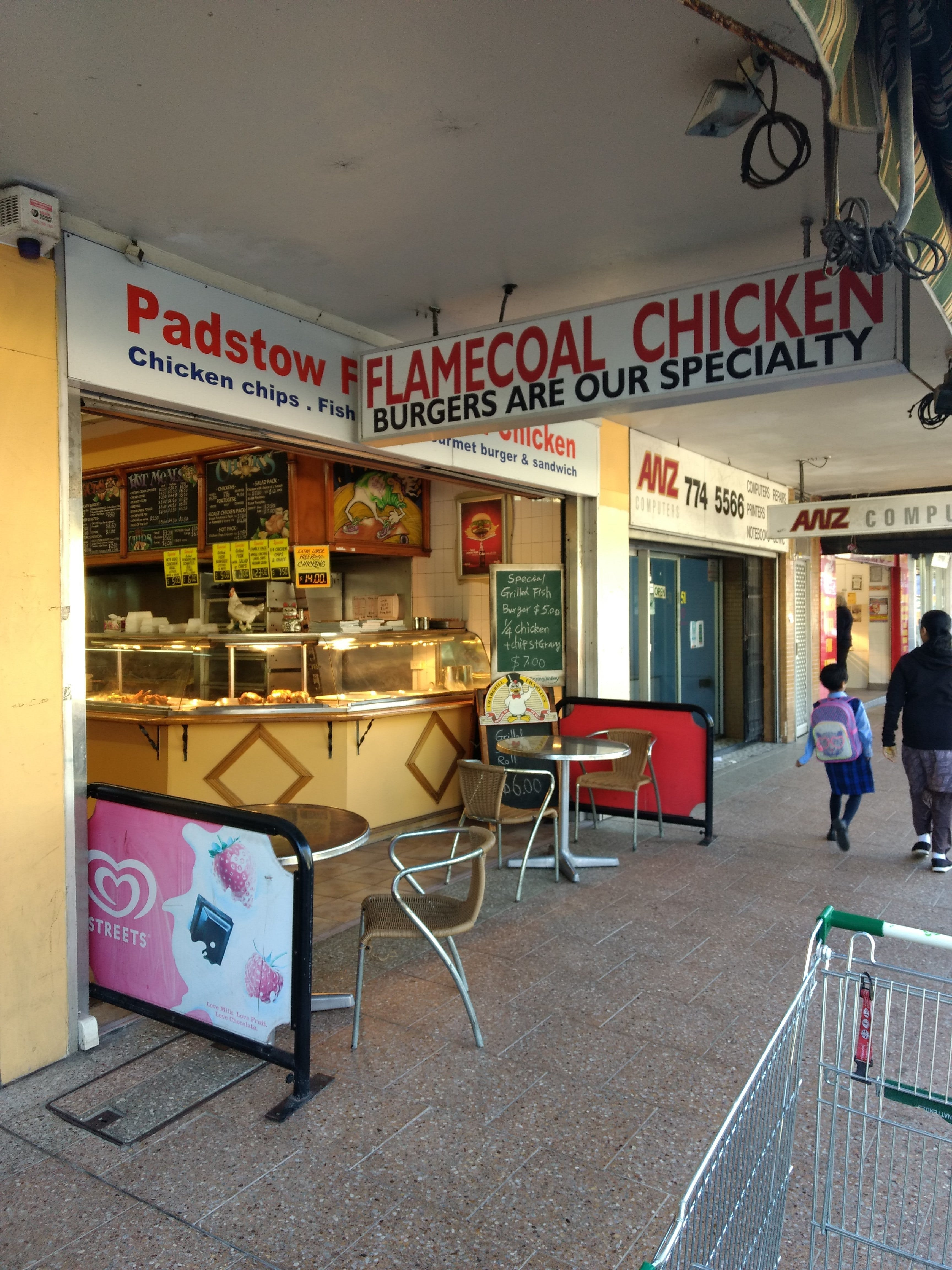 Padstow Flamecoal Chicken - Accommodation Daintree