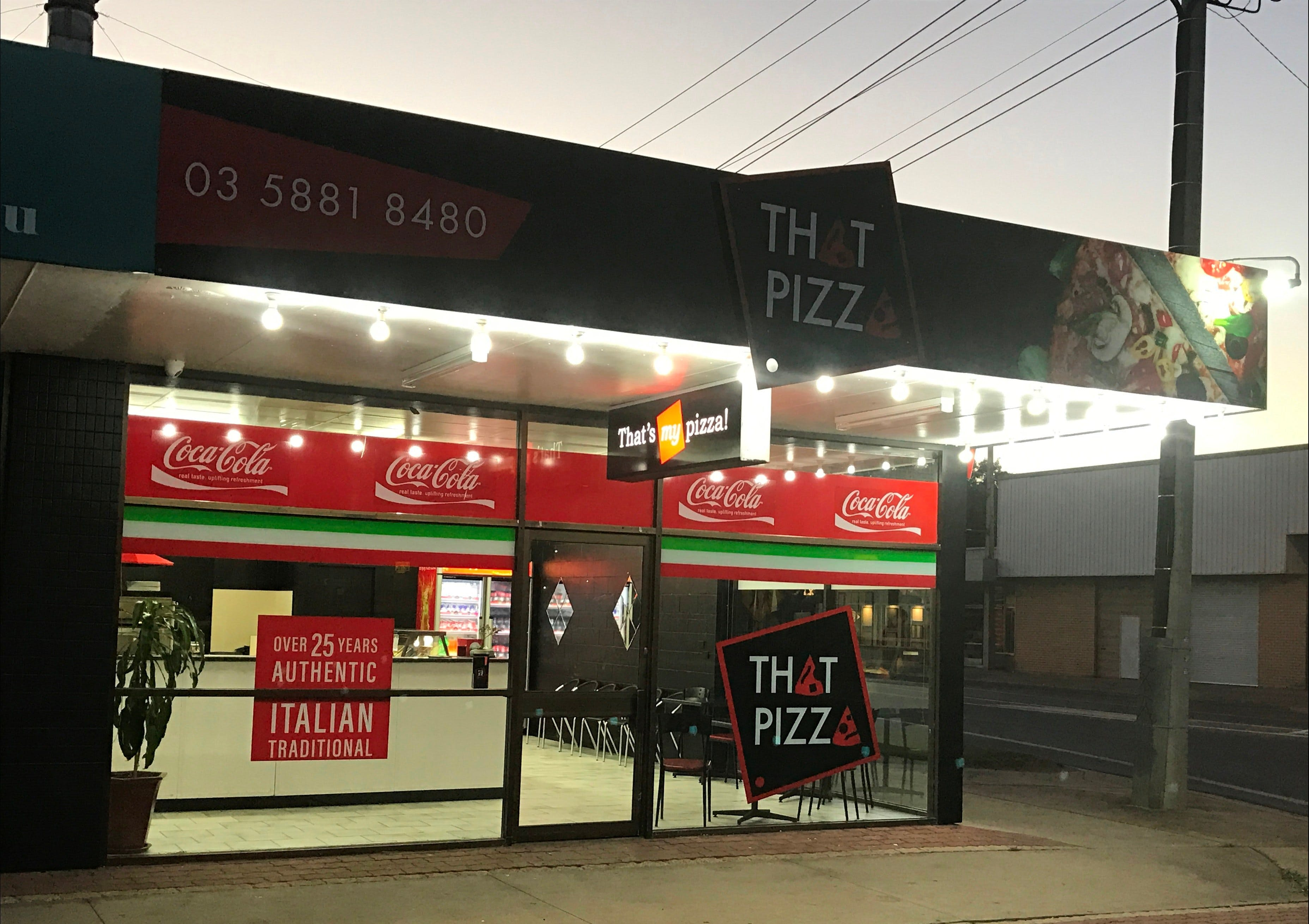 That Pizza - Accommodation Daintree