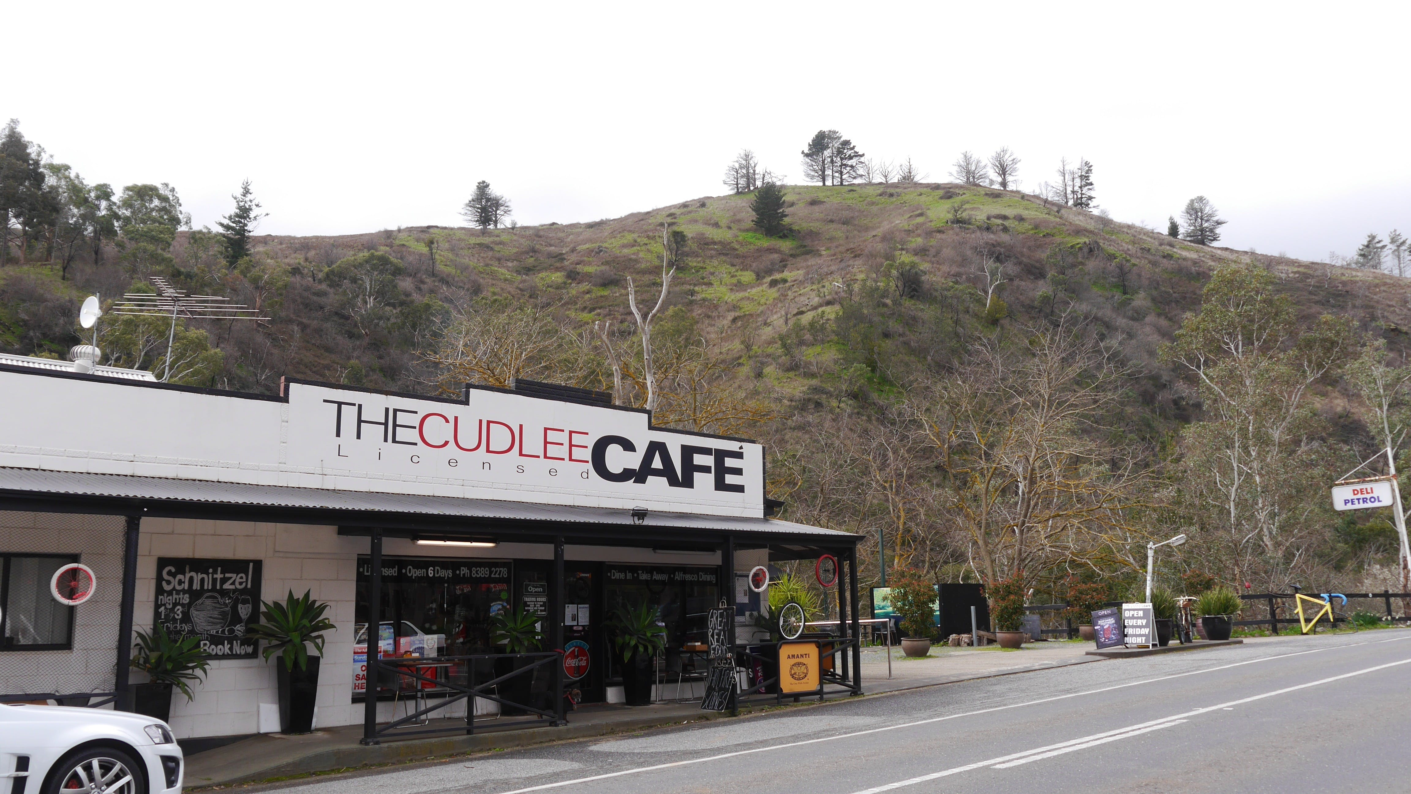The Cudlee Cafe - Accommodation Daintree