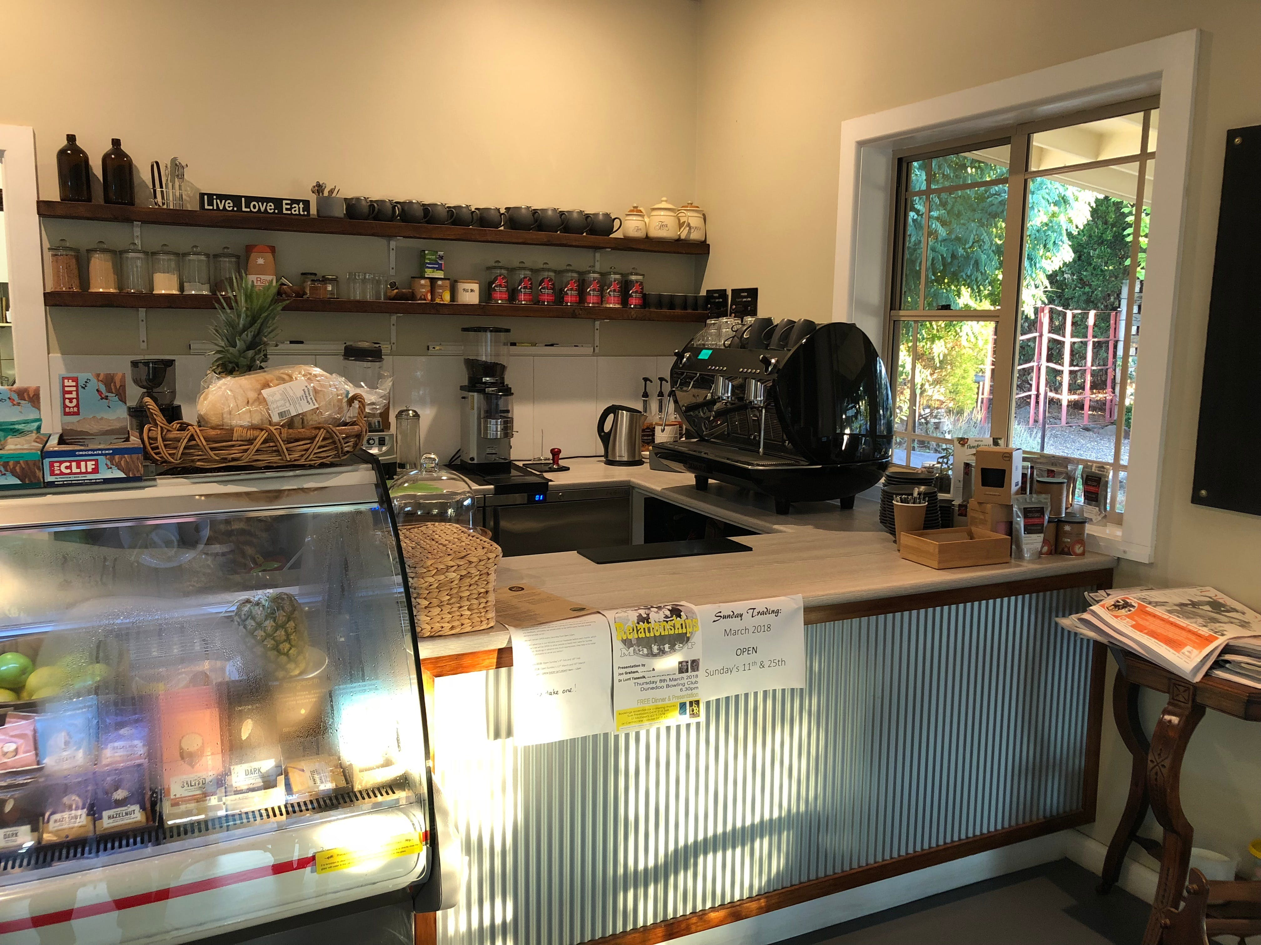Coolah Garden Cafe and Pantry - Accommodation Daintree