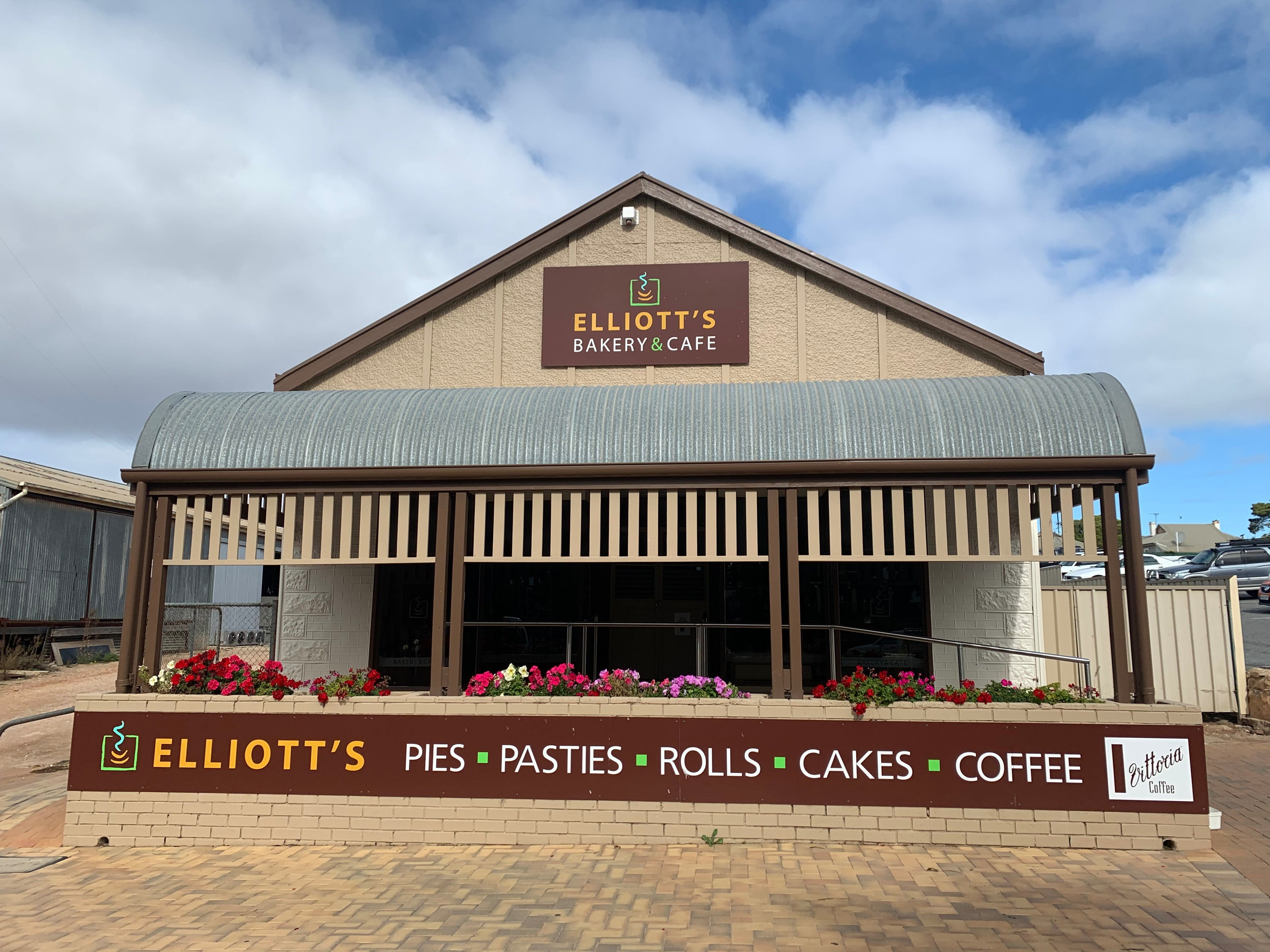 Elliott's Bakery  Cafe - Accommodation Daintree