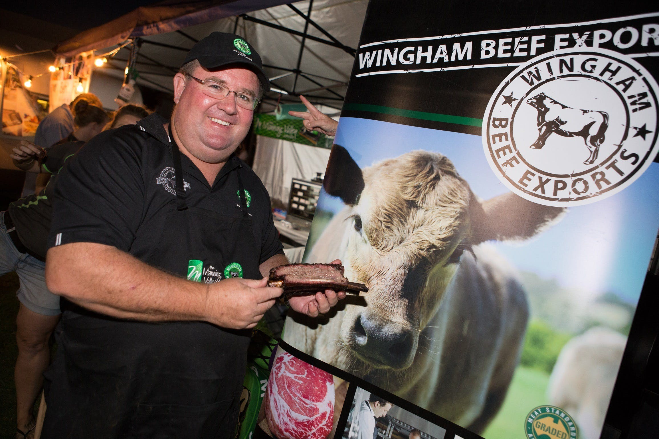 Wingham Beef Exports - Accommodation Daintree