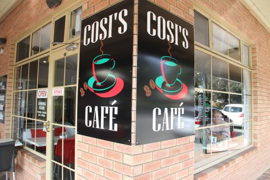 Cosis Cafe - Accommodation Daintree