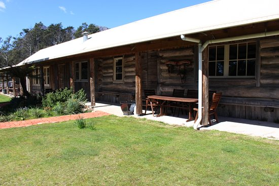 The Old Black Stump Restaurant  Function Room - Accommodation Daintree