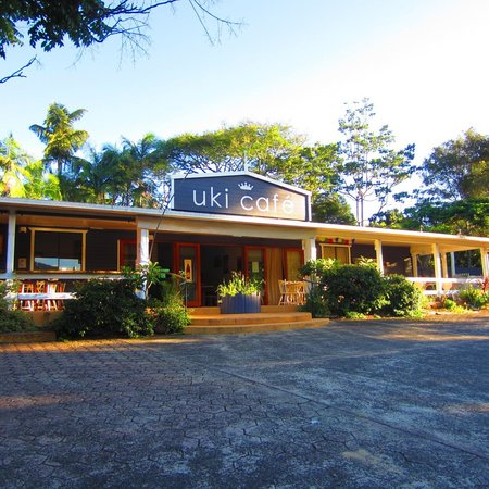 Uki Cafe - Accommodation Daintree