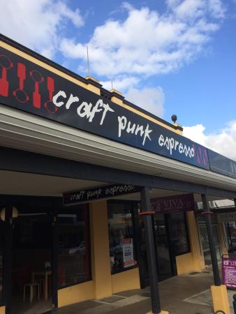 Craft Punk Espresso - Accommodation Daintree