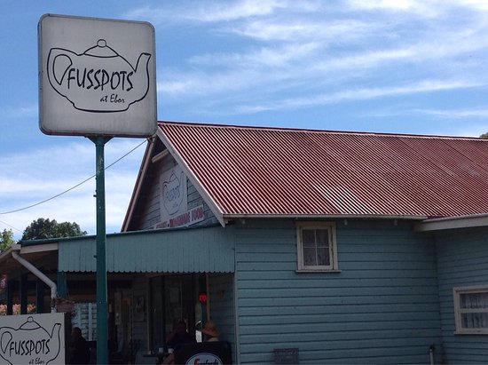 Fusspots at Ebor - Accommodation Daintree