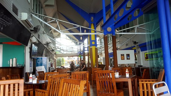 Boat Shed Coffee House  Boardwalk Cafe - Accommodation Daintree