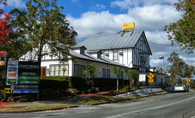 Canungra Hotel - Accommodation Daintree