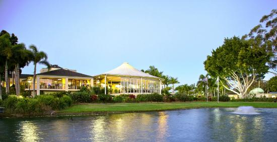 Emerald Lakes Golf Club - Accommodation Daintree