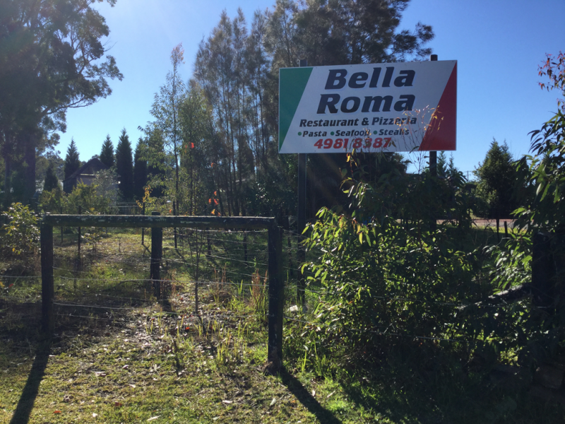 Bella Roma Italian Restaurant - Accommodation Daintree