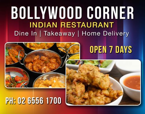 Bollywood Corner Indian Restaurant - Accommodation Daintree