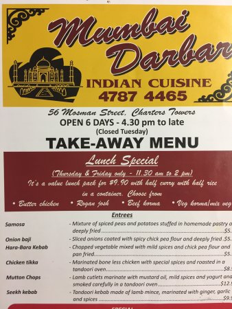 Heera Indian Cuisine - Accommodation Daintree