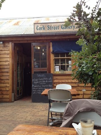 Cork Street Cafe - Accommodation Daintree