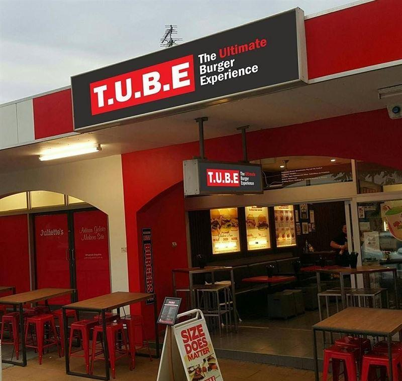 TUBE - The Ultimate Burger Experience - Accommodation Daintree