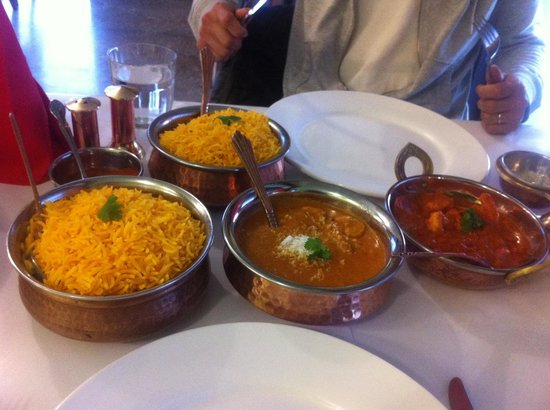 Indian Curry Devonport - Accommodation Daintree