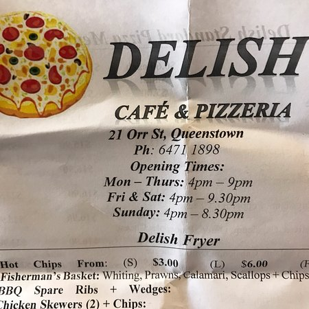 Delish Pizza - Accommodation Daintree