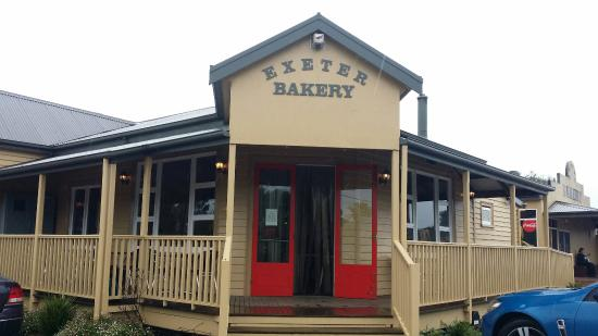 Exeter Bakery - Accommodation Daintree