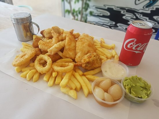 Banksia Grove Fish  Chips - Accommodation Daintree